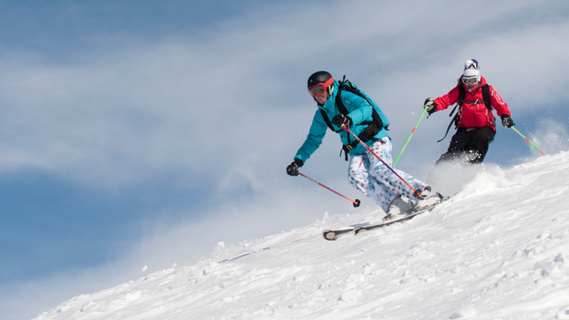 Your Packing List for the Sainte Foy Slopes