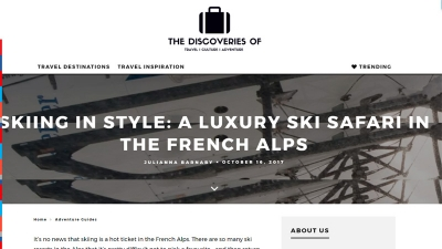 Premiere Neige Discoveries of Online coverage