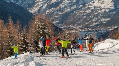 Will Greenwood on Ski Holiday with Premiere Neige