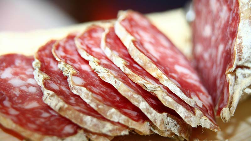 Cured Meat, Charcuterie
