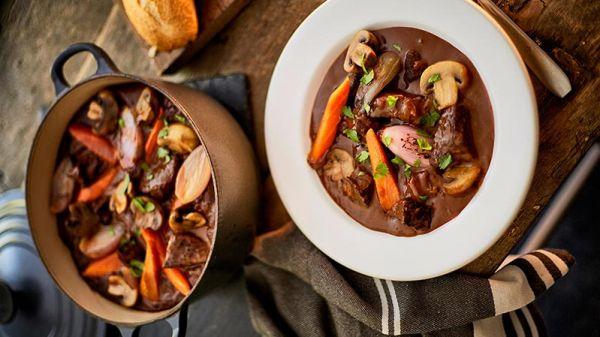 Huski local Savoie stew