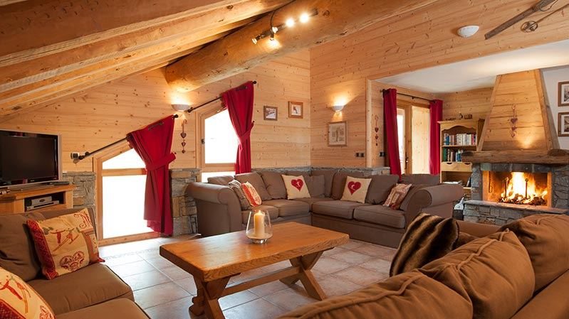 self-catered chalet La Vanoise