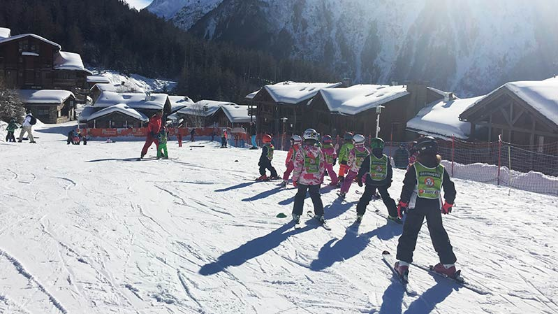 Ski School Sainte Foy